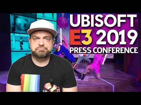 Ubisoft E3 2019 REACTION - Just CANCEL E3!