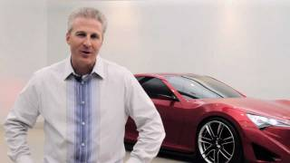 Scion FR-S Concept - Behind the Scenes with Scion VP Jack Hollis thumbnail