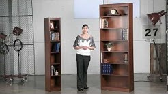 Safco Baby Veneer Bookcases