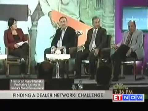 Selling to Rural India : Panel Discussion