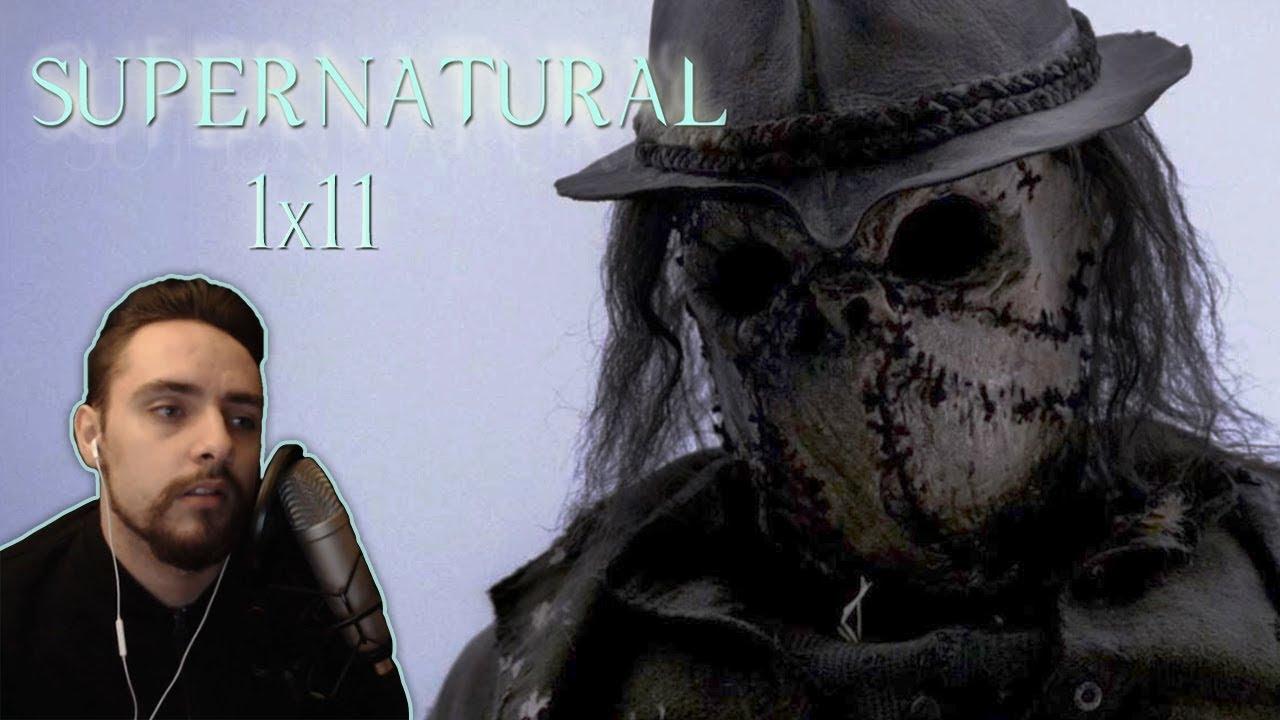 Supernatural Season 1 Episode 11 Reaction