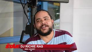 LIFE OF THE PARTY: Richie Ras delves into music and minds