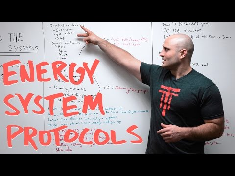 Energy System Protocols Explained Using 17.5