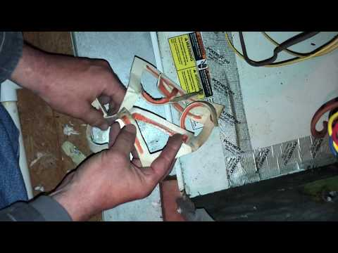 ICP Comfortmaker gas furnace multiple failures repaired