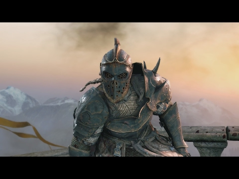 For Honor All Cutscenes Movie (Viking, Warrior, Samurai)