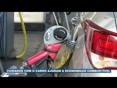 Cuidados com o carro ajudam a economizar combustível