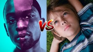 Moonlight VS Boyhood | Casting
