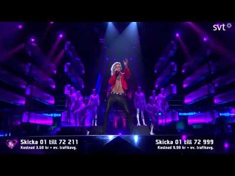 Midnight Boy - Don't Say No (Melodifestivalen 28.02.2015)