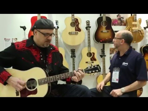 What's New at Gibson Montana  •  NAMM 2014