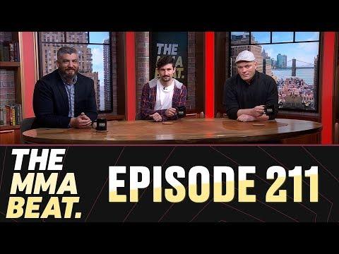 The MMA Beat: Episode 211 (Jon Jones' Media Tour, Northcutt's Future, Liddell-Ortiz 3, More)