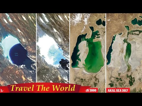 Why are the world's lakes disappearing?  - Travel Guide vs Booking