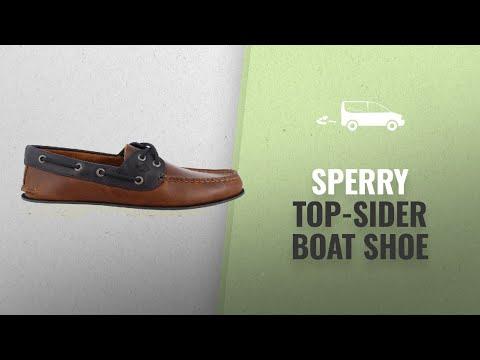 Save Big On Sperry Top-Sider Men's Leeward Boat Shoe | Early Black Friday 2018