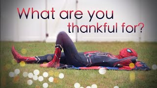 S1: E1 What are you thankful for?
