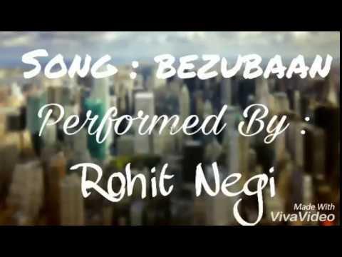 Dance video | Bezubaan Phir Se | Vishal Dadlani, Madhav Krishna, Anushka Manchanda