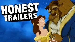 Repeat youtube video Honest Trailers - Beauty and the Beast (1991)