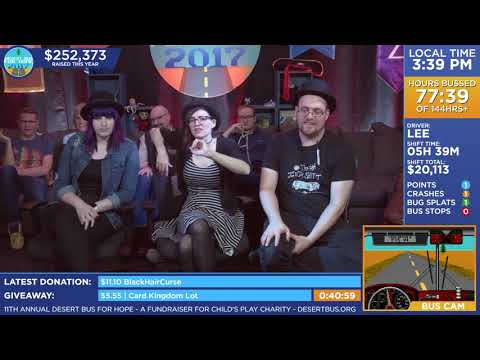 DB2017 - Kate, Kathleen, and Agnes give horrible advice