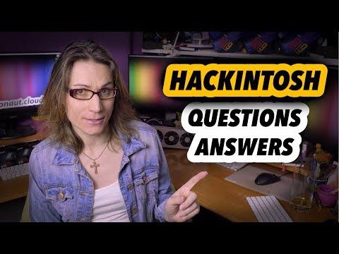 Morgonaut's Hackintosh - Questions & Answers - Tips & Tricks #1