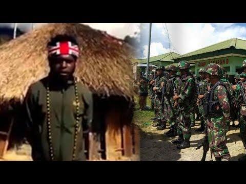Video Ketua KKB Papua Egianus Kogoya, Minta Boikot Pilpres 2019 Hingga Ingin Papua Dilepas Dari NKRI