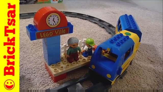 Lego Duplo 5608 Train Starter Set