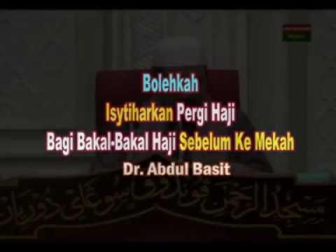 Video Ucapan: Selamat Menunaikan Ibadah Umroh untuk Rekan, Teman, Sahabat, Kerabat, Saudara.