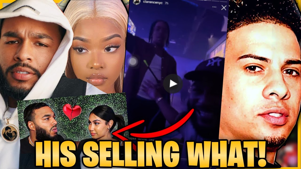 ClarenceNYC side chick speaks out!? + More Drama