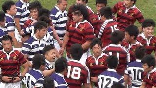 Rugby 全明治 × 全早稲田 オール早慶明ラグビー2013-414