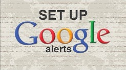 How to set up Google Alerts with Easy