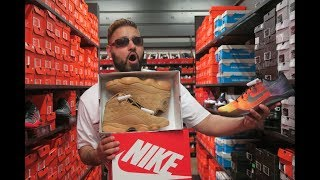 MAJOR STEALS AT THE NIKE OUTLET!! + 30% OFF EVERYTHING!!!!