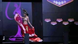 MISS UNIVERSE 2013 National Costume Show part.1