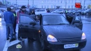 «Приора» с наркотиками, пистолетом и полумиллионом рублей Граждане Ингушетии