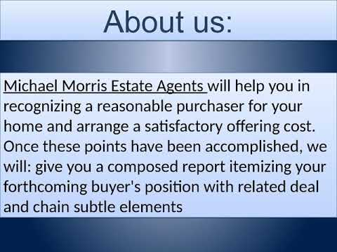Michael Morris Estate Agents : -Provide the Estate Agents in Finsbury Park