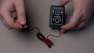 Обзор. Двухпороговый терморегулятор Далас.