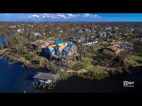 Hurricane Michael Aftermath - Panama City