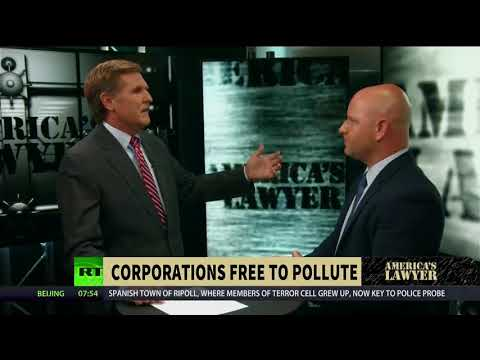 Hold Your Breath: Corporations Don't Pay Pollution Fines