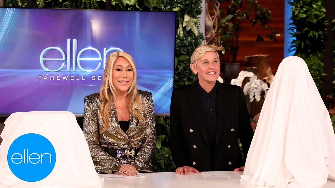 Ellen Puts Lori Greiner's Selling Skills to the Test
