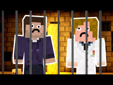 Hinter Gittern | Minecraft: Adventure Map