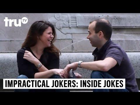 Impractical Jokers: Inside Jokes - Murr Goes For The Kiss | TruTV