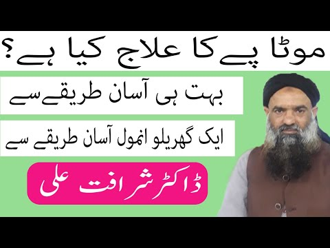 Challenge weight loss home  (Dr Muhammad Sharafat Ali Urdu Hindi)