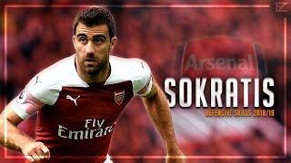 Sokratis Papastathopoulos ▬ Arsenal ● Ultimate Defending Skills - 2018/19