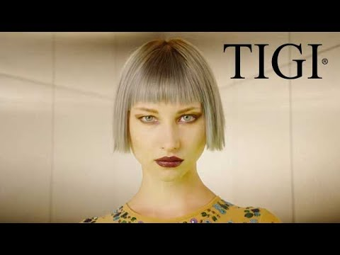 How to Get the Look: Styling Bob with Fringe   TIGI Shift Collection