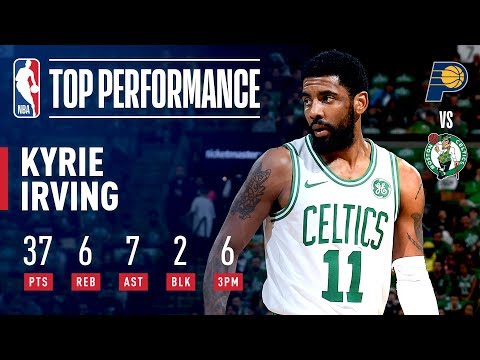 'It's Just Been a Long Journey': Kyrie Irving Shines in Game 2 for Boston