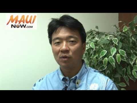 VIDEO: Shan Tsutsui, State Senate Dist 4, Candidate Profile, Decision 2010 MauiNOW.com