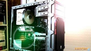 Мощный игровой компьютер PREDATOR-X GTX 970 + i7-5820к