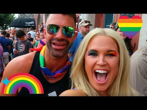 INDY PRIDE 2019 VLOG | $20 For WATER?