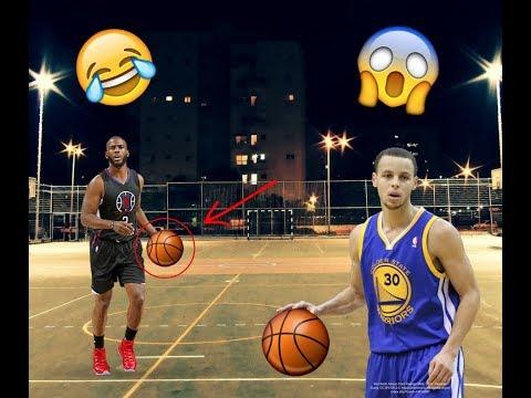 NBA Trick shots!!!