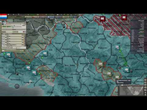 Hearts of Iron III TFH Luxembourg One Tag WC Ep38