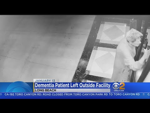Elderly Woman With Dementia Allegedly Dumped By Hospital In Long Beach