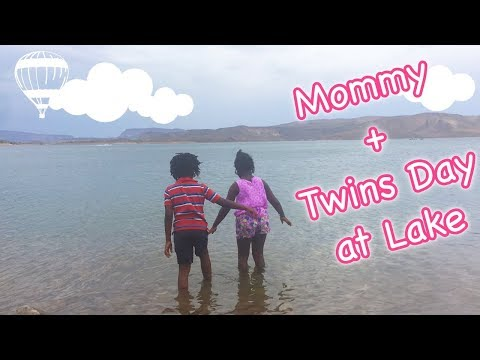 Mommy & Twins Trip to the Lake! All4Reborns