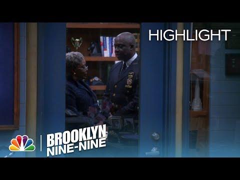 Holt's Mom Visits The Precinct   Season 4 Ep. 19   BROOKLYN NINE-NINE