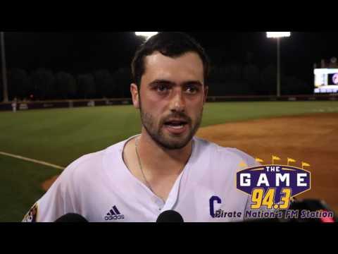 ECU Baseball - Post Game Comments vs. Campbell (5/16/17)